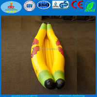 Promotion PVC Inflatable Banana Boat