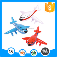 Wholesale colourful Cheap Inflatable Airplane for advertising