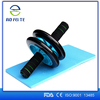 dual exercise ab wheel,tone fitness abs toning wheel,fitness dual ab wheel