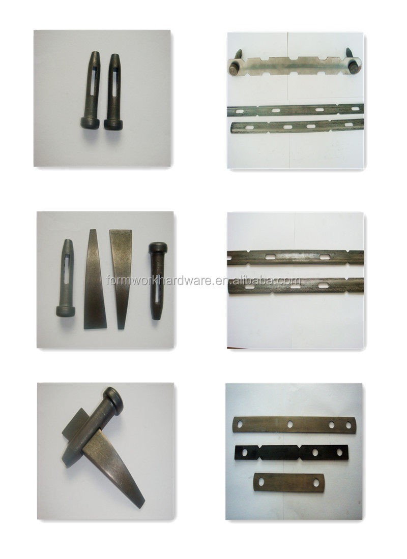 Wedge Aluminum Scaffold : Aluminum scaffolding concrete forms wedge pin round flat