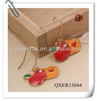 poparazzi earring beads(QXER13044)