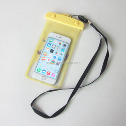 Best Quality PVC Waterproof Mobile Phone Bags Manufacture