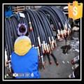Mz China mejor de goma de la manguera de goma de la manguera hidráulica proveedor 1/2 pulgadas R2AT R1AT