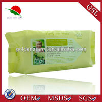 Baby Tissues Manufacturer In China With Best Factory Price , Baby Ass Cleaning