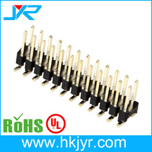 2.54 SMD male pin header Surface mount single row 24P 90degree