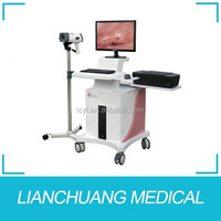 Cart type video colposcope supplier with best colposcope prices
