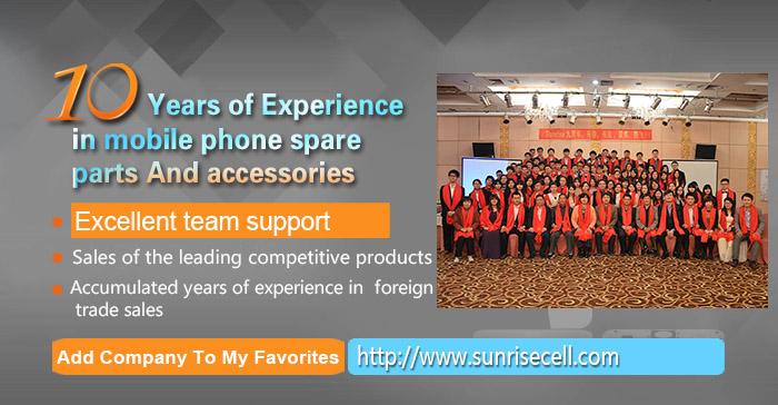 Гуанчжоу Оптовая Сотовый Телефон Аксессуар, Корпус Для Iphone 6