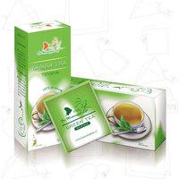 100% Organic green tea teabag