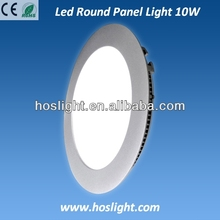 10-20W triac dimmable round led panel downlight cut hole 170mm CE ROHS approval