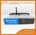 Sunray4 hd. se avec wifi carte sim a8p dm 800se sunray 800 hd soi