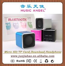 MUSIC ANGEL JH-MD06BT MP4 speaker bluetooth speaker china car audio amplifier