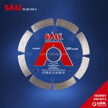 4'' diamond circular saw blade for asphalt cutting
