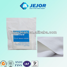 9''X9'' Lint Free Laser Sealed Cut Soft Polyester Wipes