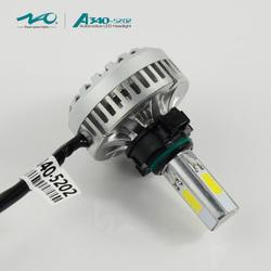 Hotsale Auto Headlight H11 1210 A340 3600lm motorcycle projector led headlights