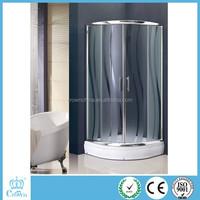 Safe tempered glass showe enclosure xiaoshan shower room
