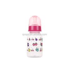2015 Eco-friendly Baby Feeding Silicone Nursing Bottles Breastfeeding Bottles