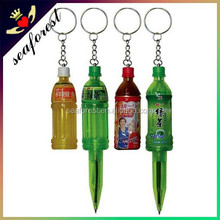 keychain plastic fat custom ball pen,promotional plastic ballpoint pen
