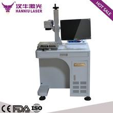 ML-20 20W stainless steel engraving machine laser engraving