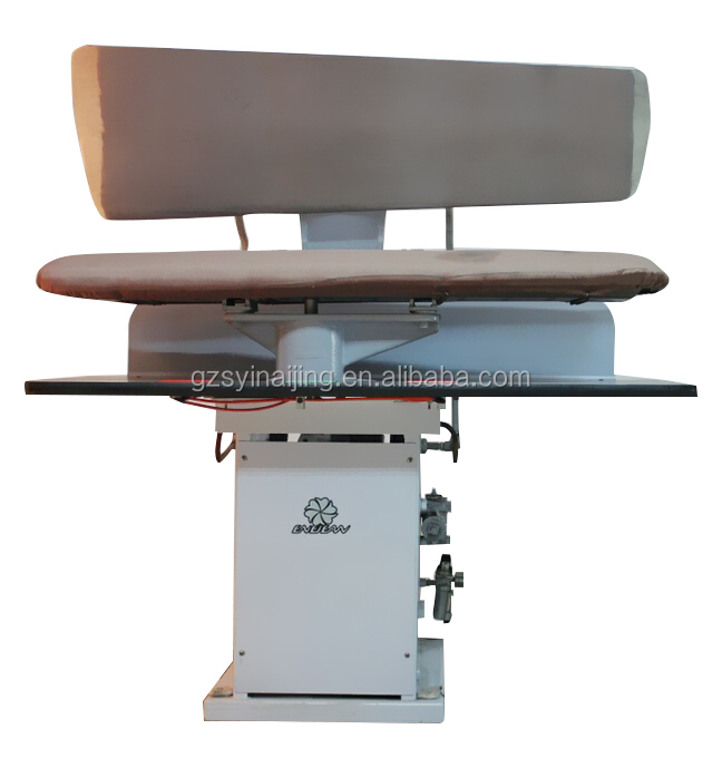 Electric Ironing Board ~ Industrial ironing table electric steam board