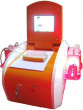 yellow diode lipolaser weight loss // lipolysis fat removal