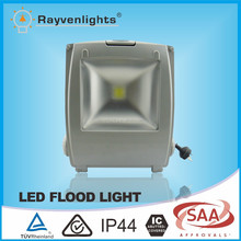 TUV SAA CE approved basketball ground waterproof 50w competitive price led flood lightt