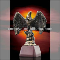 eagle shaped resin trophies for sale