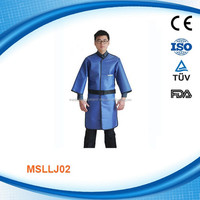 X-ray lead apron used in x-ray room to protect the doctor (MSLLJ01-M)