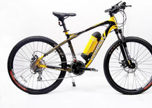 "26"" 36V folding mountain cheap electric off road bike SM-652"