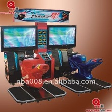 video arcade game machine/GP4 double game machines