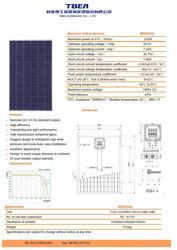Solar Panels (Mono Crystalline and Poly Crystalline)