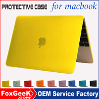 Bulk buy from China market top case for macbook 13 ,for case a for macbook air a1237,high quality PC case for macbook air