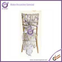 #17934 wedding chair covers for chair decoration