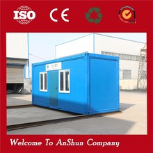 Competitve Price prefabricated luxury high container house kiosk