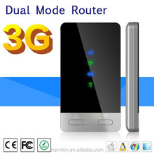 Mobile Internet 3G Dual Mode WiFi Router