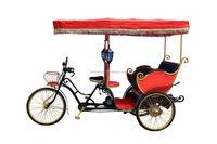 Dutch style family passenger used pedicab rickshaw manufacturers