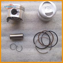 Hot sale jialing 50cc engine parts piston assembly fit for motorcycle