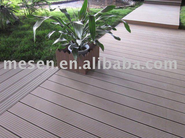 Wpc imperm able conseil decking pour plancher ext rieur for Plancher pour balcon exterieur