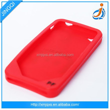 Hot sell fashion red universal phone case silicone
