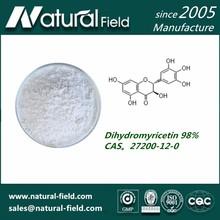 Reasonable Supplier Herbs Extract 98% Dihydromyricetin