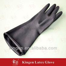 Trabajo guantes de seguridad/de látex de seguridad industrial guantes de trabajo