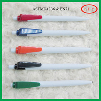 Office Stationery Retractable Ballpoint Pen