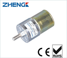 37mm 12v dc electric motor ZGA37RG