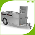 fabricante profesional de carro móvil de alimentos