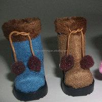 Pompom Fury winter Doll Platforms