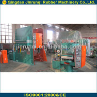 Rubber Brick Producing Press/Heat Vulcanizing Machine