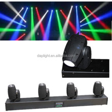 4 head 4 in 1 led rotating beam stage light