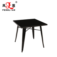 high quality durable metal frame bar tables wholesale