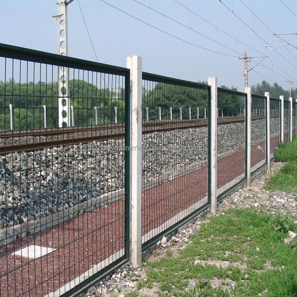 2016 China Supplier Beta Securifor Nylofor 3d Pvc Coated Fence,358 ...