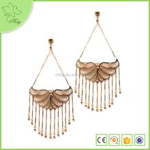 2016 Wholesale Fashion Fewelry Big Angel Wing Charm Pendant Earrings