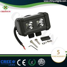 30000 hours life time 20w led light bar IP67 off road led fog lights for Jeep